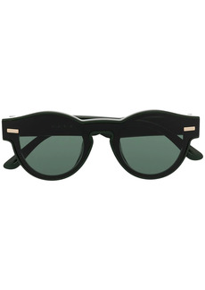 Marni Block round sunglasses