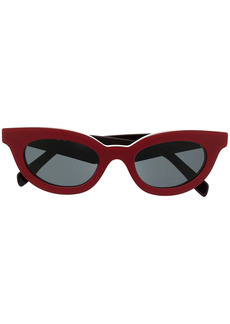 Marni color-block cat-eye sunglasses