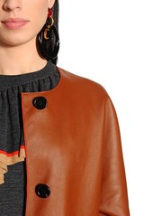 Marni Leather Jacket
