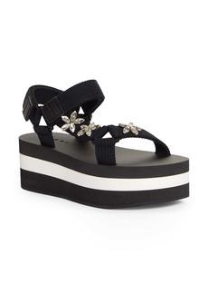 Marni Crystal Platform Sandal (Women)