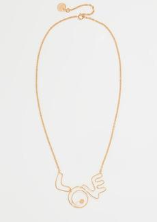 Marni Love Necklace
