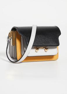 Marni Nano Trunk Bag