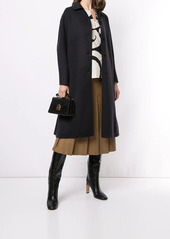 Marni oversized buttoned coat