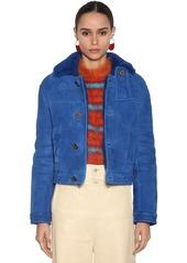 Marni Shearling Jacket