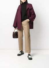 Marni short hooded jacket