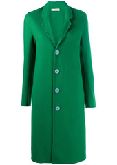 Marni single-breasted midi coat
