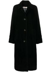 Marni single-breasted oversized coat