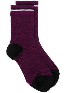 Marni speckled knit socks