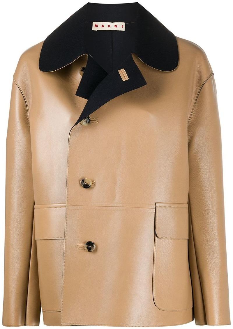 Marni two-tone jacket