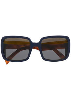 Marni two-tone square frame sunglasses