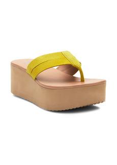Matisse Newport Flatform Flip Flop (Women)