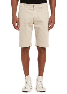 Mavi Jeans Jacob Slim Fit Flat Front Chino Shorts