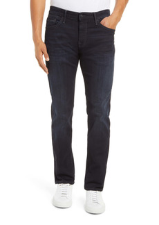 Mavi Jeans Marcus Slim Straight Leg Jeans (Deep Ink Organic Move)