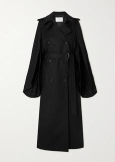 Max Mara Eccelso Cotton-gabardine Trench Coat