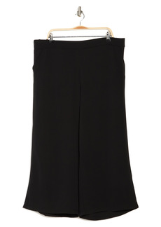Max Studio Cropped Wide Leg Pants