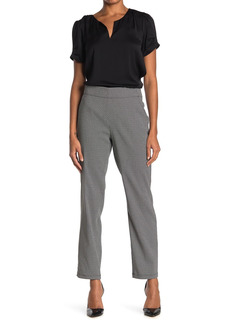 Max Studio High Waist Pull-On Stretch Knit Pants