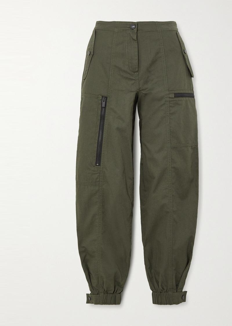 McQ Alexander McQueen Cotton-drill Track Pants