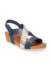 Mephisto Renza Wedge Slingback Sandal (Women)