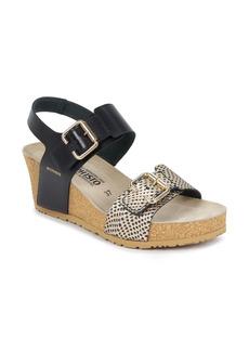 Women's Mephisto Lissandra Platform Wedge Sandal