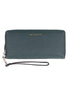 Michael Kors Money Pieces Grain Leather Wallet