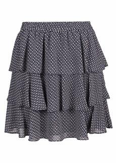 MICHAEL Michael Kors Skirt Mini Floreal