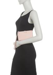 MICHAEL Michael Kors Adele Leather Double Zip Wristlet