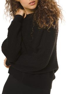 MICHAEL Michael Kors Dolman Ottoman Sweater