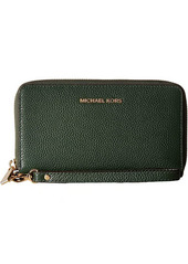 MICHAEL Michael Kors Mercer Large Flat Multifunction Phone Case