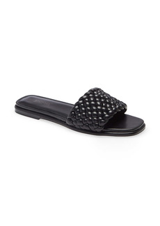 MICHAEL Michael Kors Amelia Slide Sandal (Women)