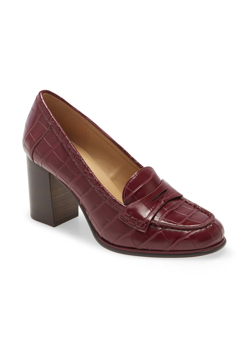 MICHAEL Michael Kors Buchanan Loafer Pump (Women)