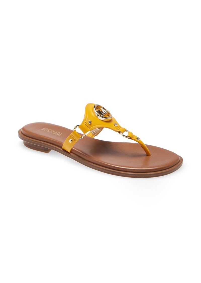 MICHAEL Michael Kors Conway Flip Flop (Women)