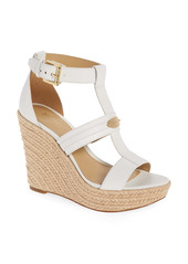 MICHAEL Michael Kors Finley Wedge Sandal (Women)