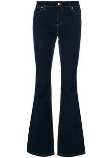 MICHAEL Michael Kors mid rise flared jeans