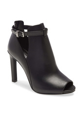 MICHAEL Michael Kors Lawson Open Toe Bootie (Women)