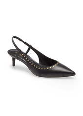 MICHAEL Michael Kors Nora Slingback Pointed Toe Pump (Women)