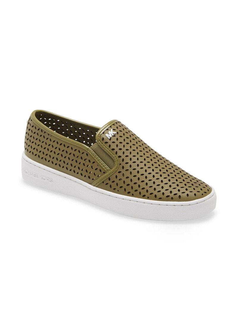 MICHAEL Michael Kors Olivia Slip-On Sneaker (Women)