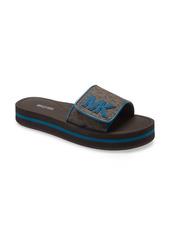 MICHAEL Michael Kors Platform Slide Sandal (Women)