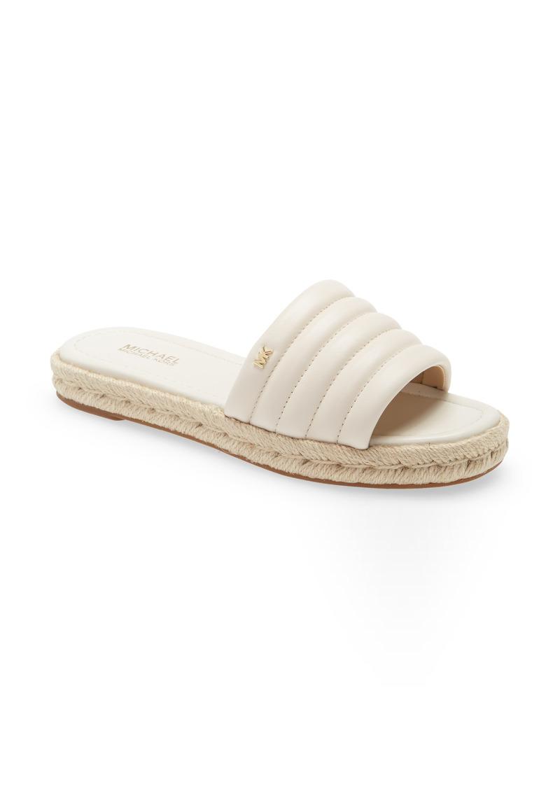 MICHAEL Michael Kors Royce Slide Sandal (Women)