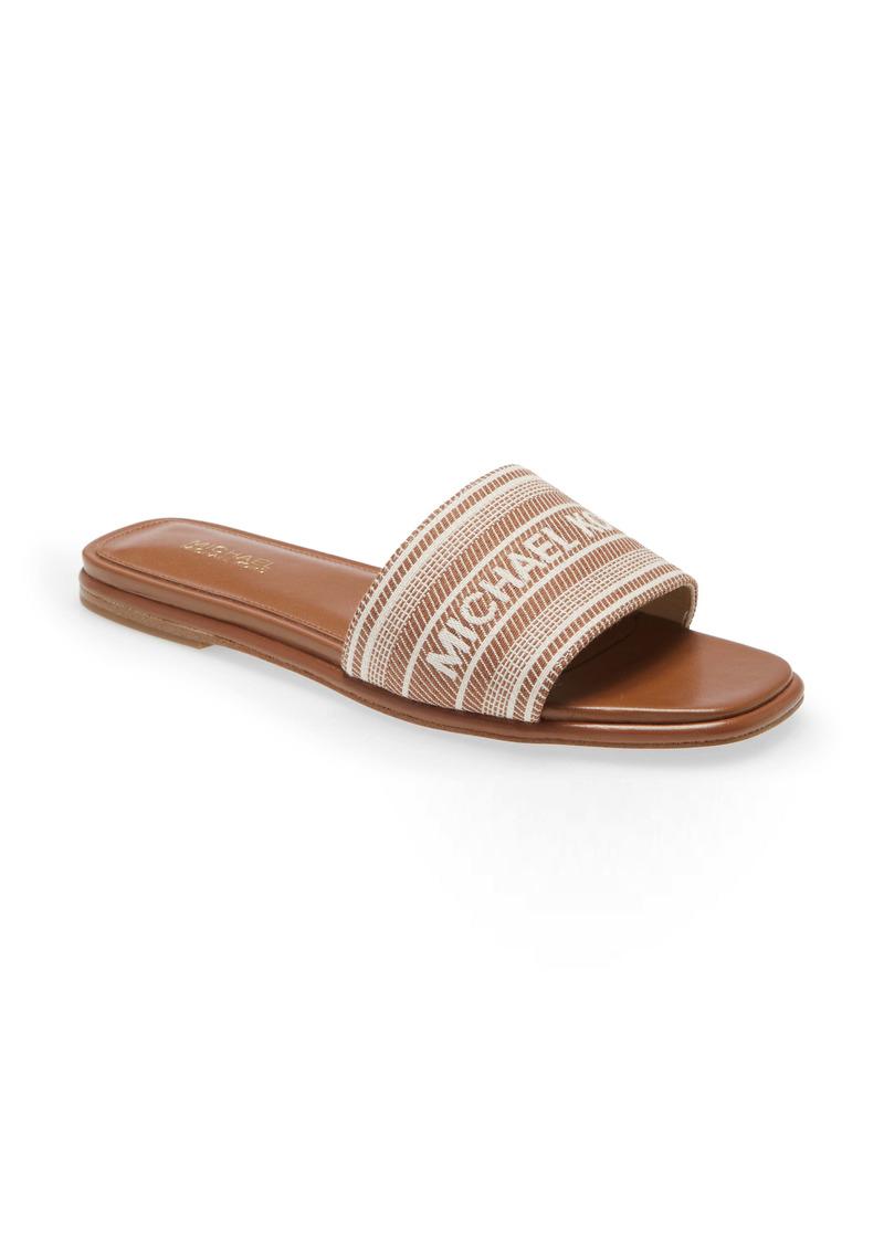 MICHAEL Michael Kors Sadler Slide Sandal (Women)