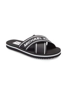 MICHAEL Michael Kors Sparrow Slide Sandal (Women)