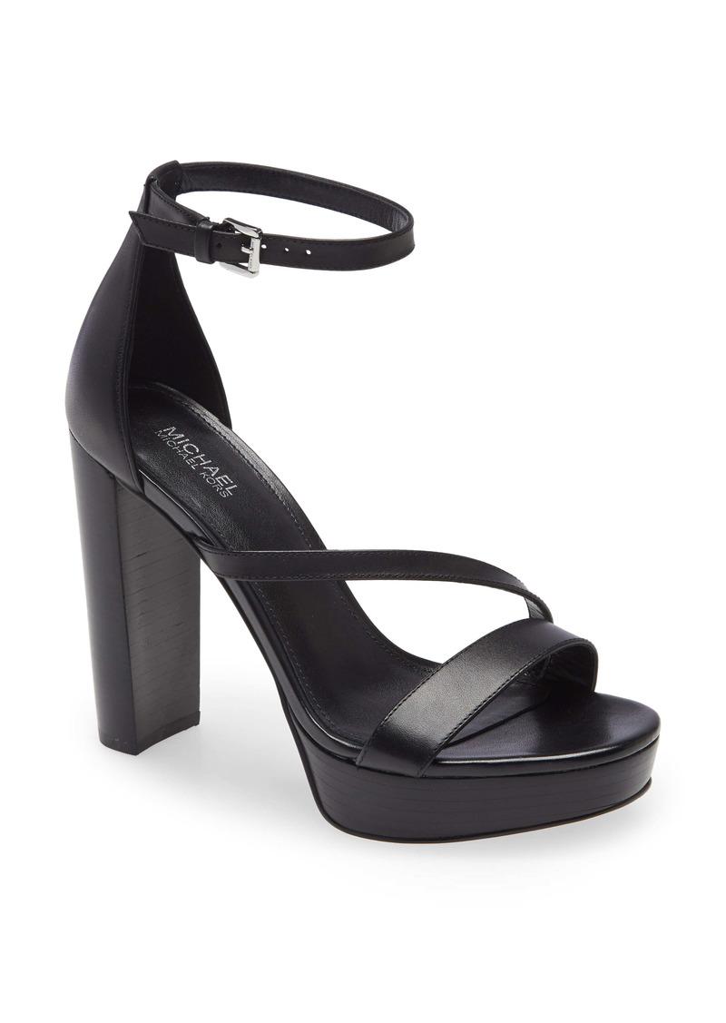 MICHAEL Michael Kors Tanner Platform Sandal (Women)