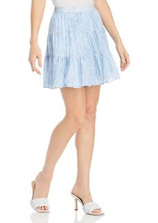 MICHAEL Michael Kors Tiered Mini Skirt
