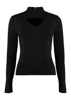 MICHAEL Michael Kors Turtleneck Merino Wool Sweater