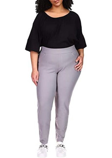 MICHAEL Michael Kors Plus Size Solid Pull-On Leggings