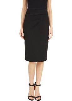 MICHAEL Michael Kors Slim Fit Pencil Skirt
