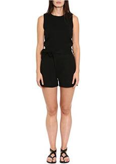 MICHAEL Michael Kors Snap Short Jumpsuit