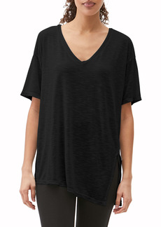 Michael Stars Jasper Asymmetrical Hem T-Shirt