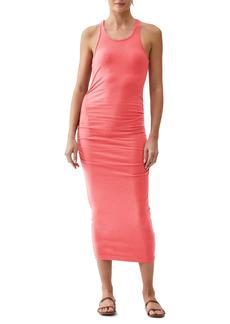 Petite Women's Michael Stars Racerback Midi Dress