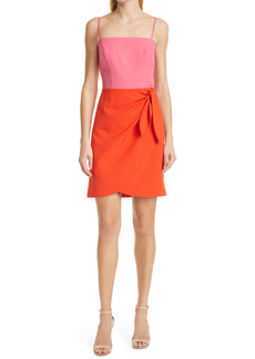Milly Marissa Cady Colorblock Sheath Dress