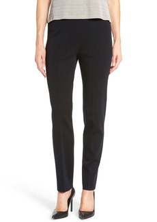 Ming Wang Pull-On Knit Pants